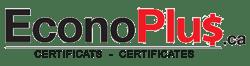 Certificats EconoPlus