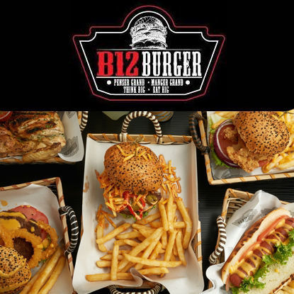 Picture of B12 Burgers - $25 Certificate