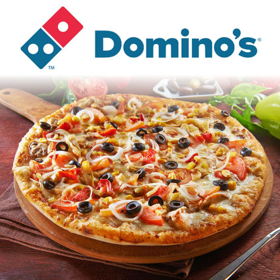 Picture of Domino's Pizza - $25 Certificate