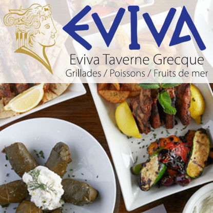 Picture of Eviva Greek Tavern - $25 Certificate