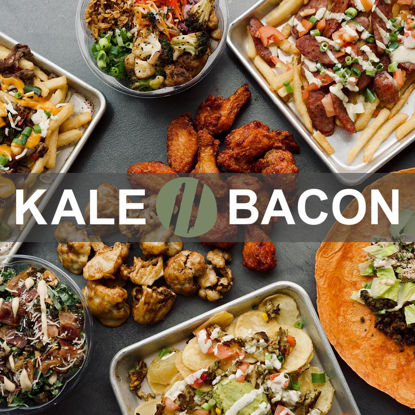 Image de Kale // Bacon  - Certificat de 25$
