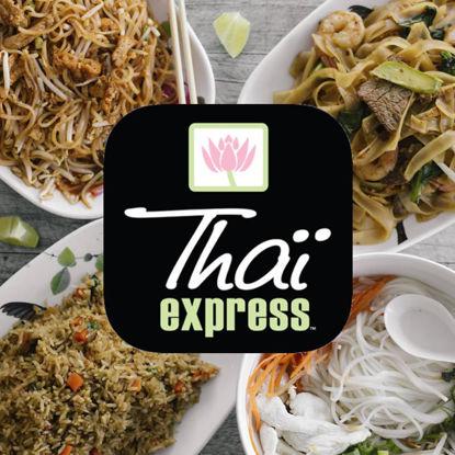 Image de Thai Express -  Certificat de 25$